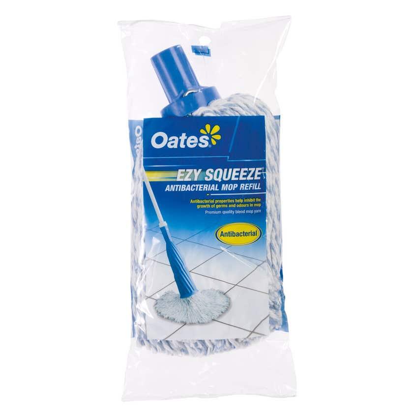 Oates Ezy Squeeze Antibacterial Mop Refill
