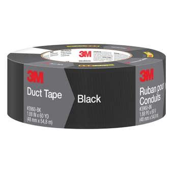 3M Duct Tape Black 48mm x 54.8m