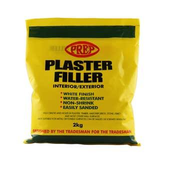 Prep Plaster Filler Interior & Exterior 2kg