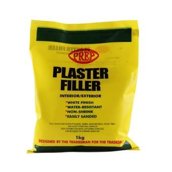 Prep Plaster Filler Interior & Exterior 1kg