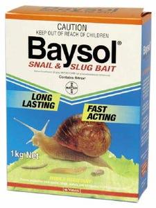 Pesticide Baysol Snail & Slug 1Kg