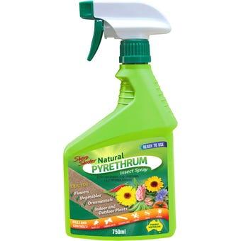 Sharp Shooter Natural Pyrethrum Insect Spray 750ml