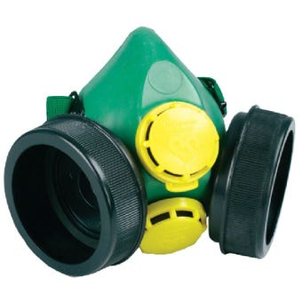 Protector Dual Cartridge Respirator