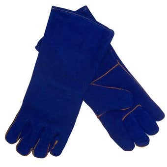 Protector Lined Welding Gloves 45cm