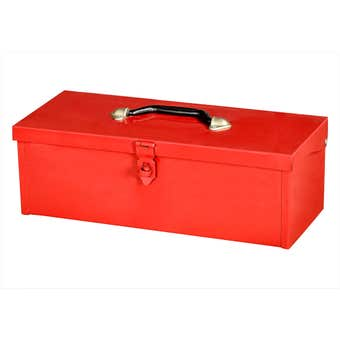 Storage Geelong Portable Tool Box Red Small