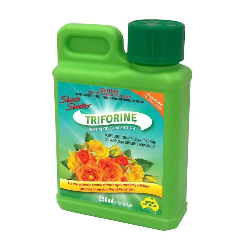 Sharp Shooter Triforine Rose Spray Concentrate 250ml