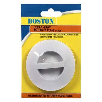 BOSTON Ultra Grip Multifit Plug Large