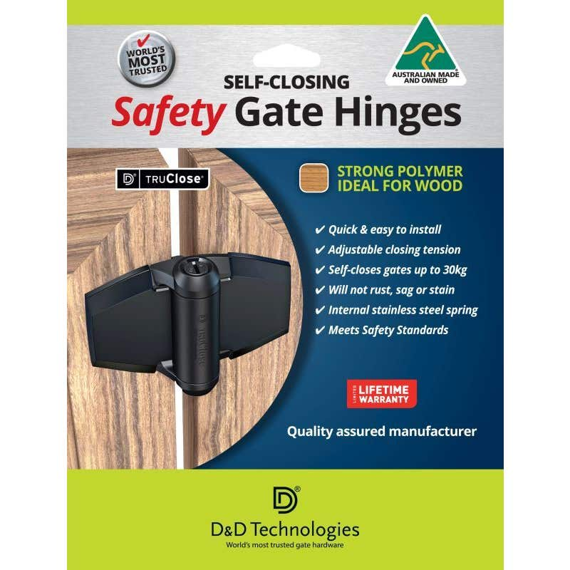 TruClose Self-Closing Safety Gate Hinges