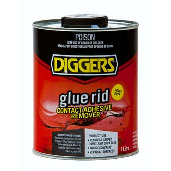 Diggers Glue Rid 1L