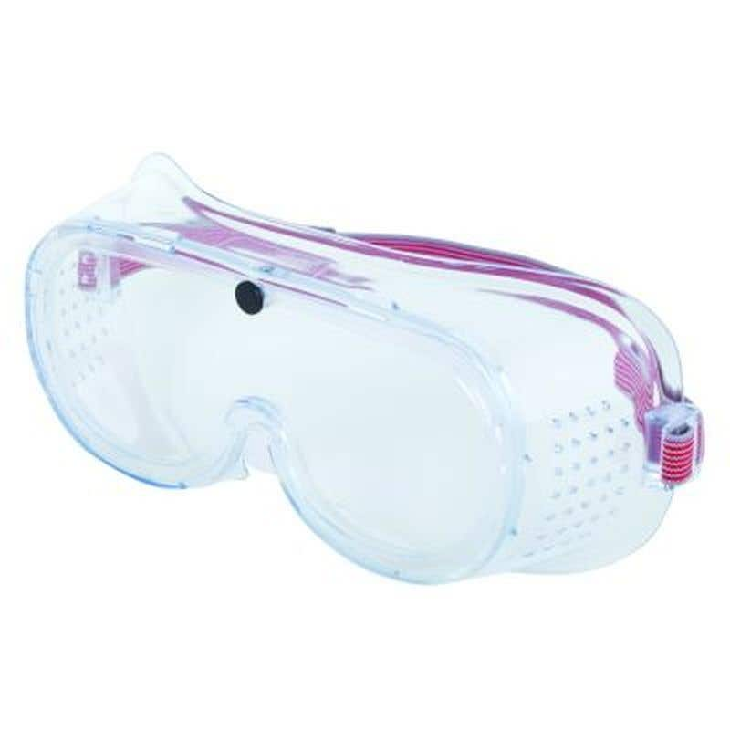 Protector Wide Vision Goggle Clear