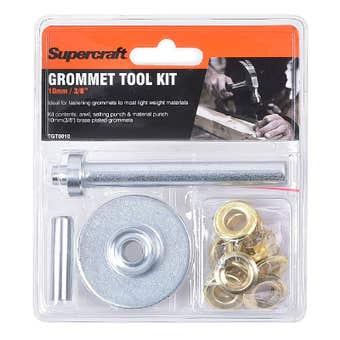 Supercraft Grommet Tool Kit