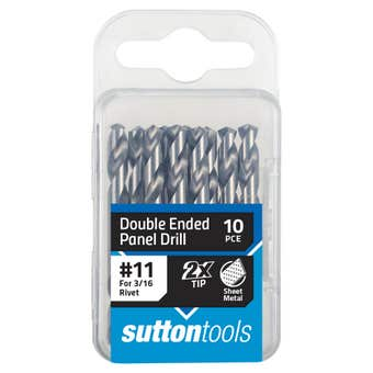 Sutton Tools Panel Drill Bit Double Ended