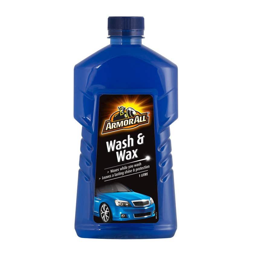 Armor All Wash & Wax 1L