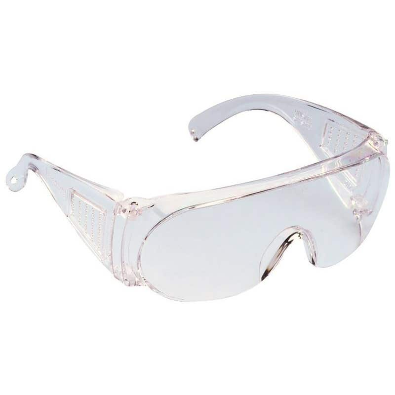 Ultralite Clear Safety Specs