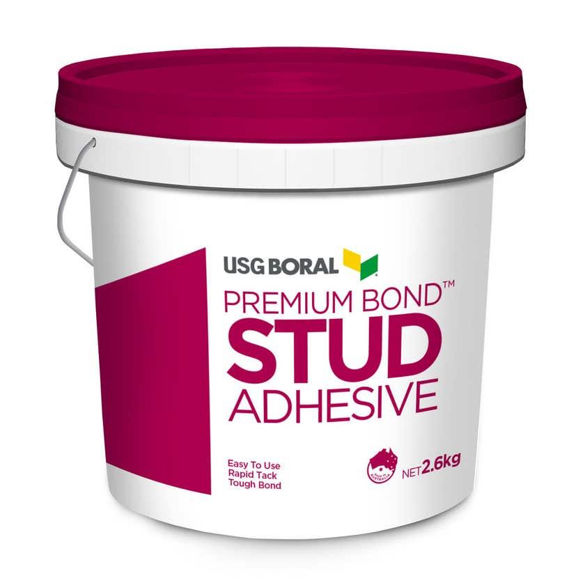 USG Boral Premium Bond Stud Adhesive 2.6kg