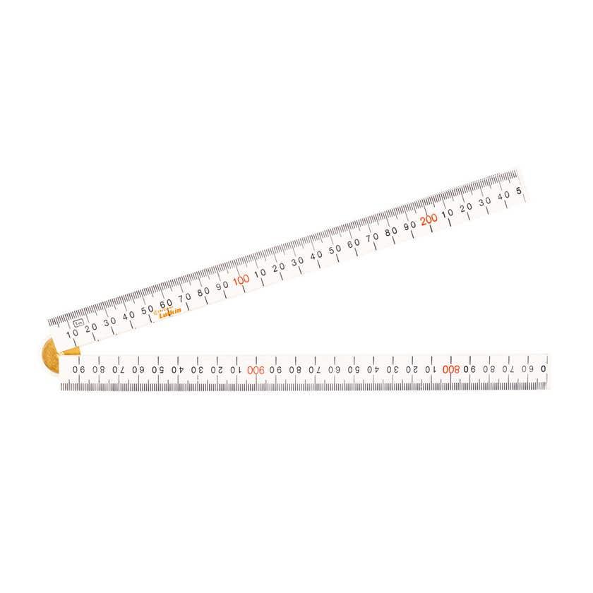 Crescent Lufkin Folding Ruler 1m