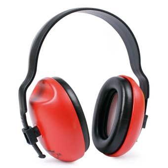Protector Tradesman's Earmuffs 24dB