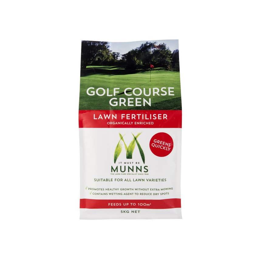 Munns Golf Course Green Fertiliser
