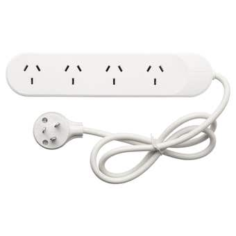 HPM 4 Outlet Power Board