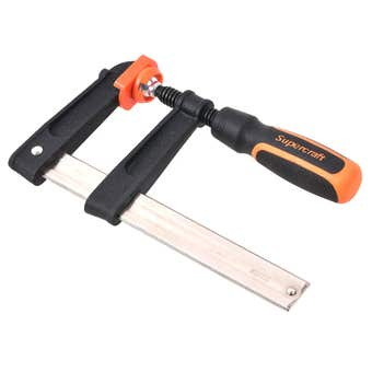 Supercraft Heavy Duty Quick Action Clamp 150 x 80mm