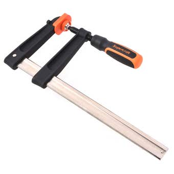 Supercraft Quick Action Heavy Duty Clamp 300 x 120mm