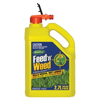 Brunnings Feed N Weed Hose On 2.7L