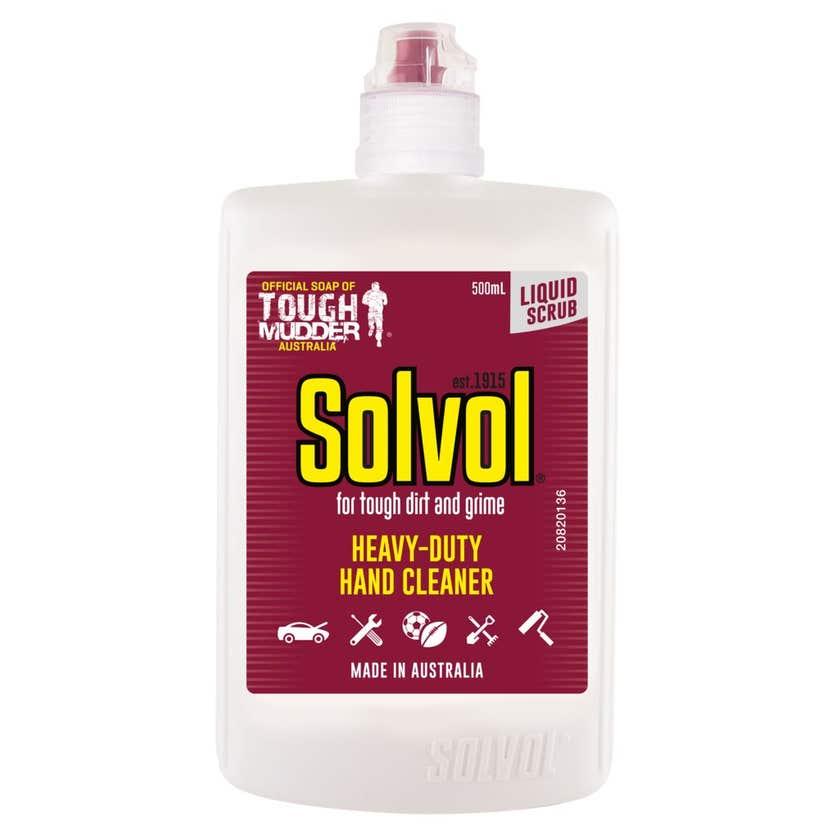 Solvol Liquid Hand Cleaner 500ml