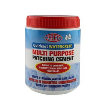 Prep Quickset Watercrete Multi Purpose Patching Cement 750g