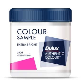 Dulux Sample Pot Extra Bright Base 250ml