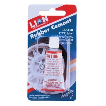Lion Rubber Cement Repair Kit
