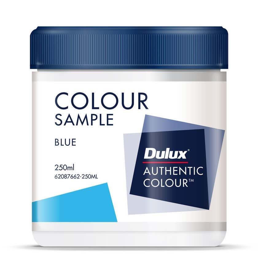 Dulux Sample Pot Blue 250ml