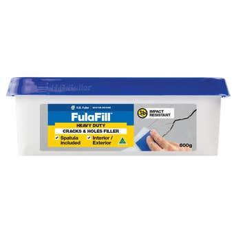 H.B. Fuller Fulafill Heavy Duty Cracks & Holes Filler 600g