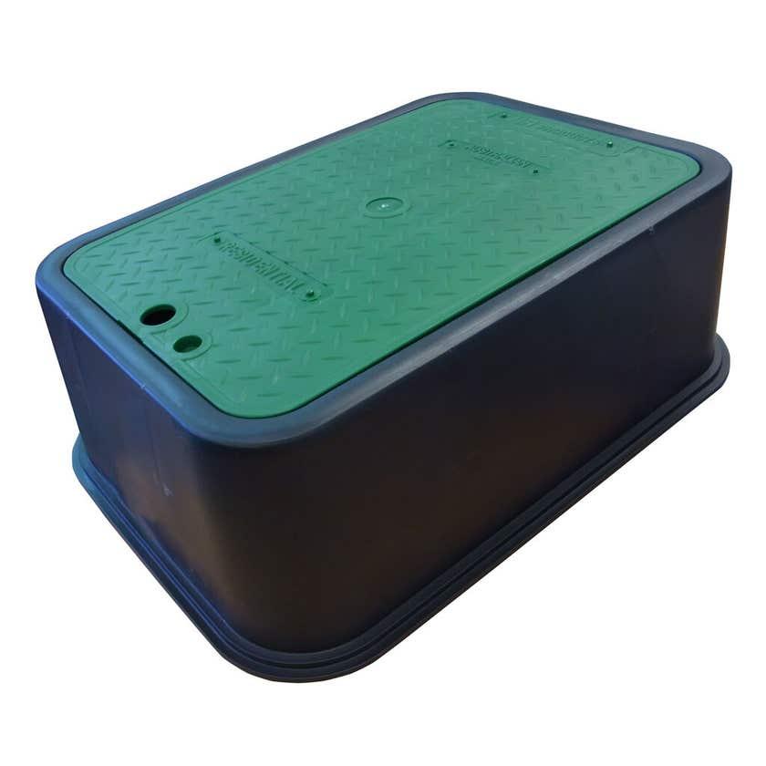 Box Valve Rectangle 420 x 305mm