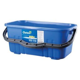 Oates Duraclean Bucket 12 L