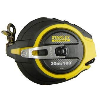 Stanley FatMax Steel Long Tape 30m