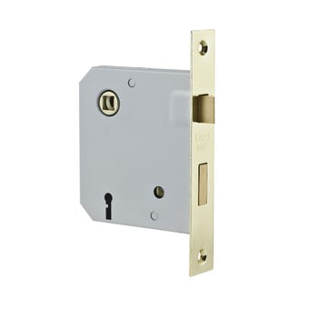 Lane 1000 Mortice Lock Satin Stainless Steel