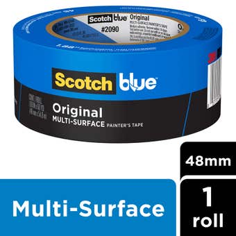 Scotch Blue Original Multi-Surface Masking Tape 48mm x 55m