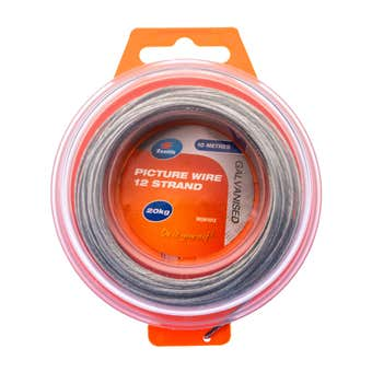 Zenith Wire 12 Strand Galvanised 10m - 1 Pack