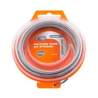 Zenith Wire 20 Strand Galvanised 5m - 1 Pack