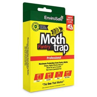 EnviroSafe Pantry Moth Trap - 2 Pack