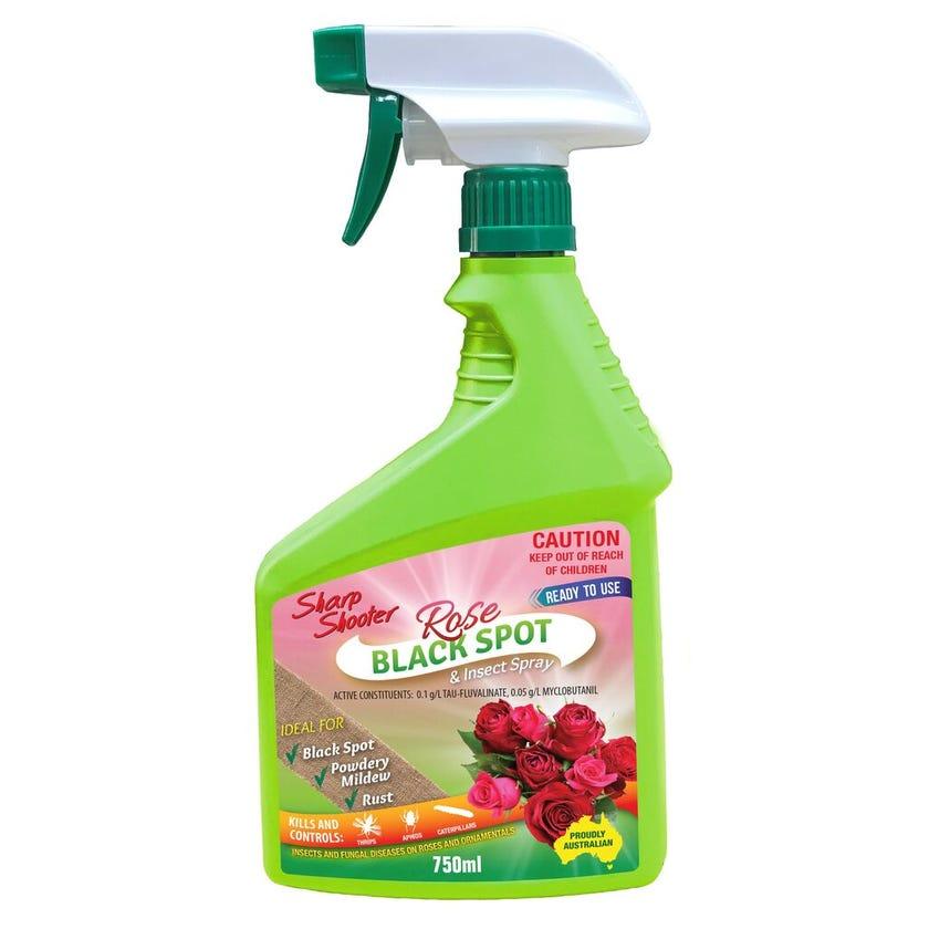 Sharp Shooter Rose Black Spot & Insect Spray 750ml