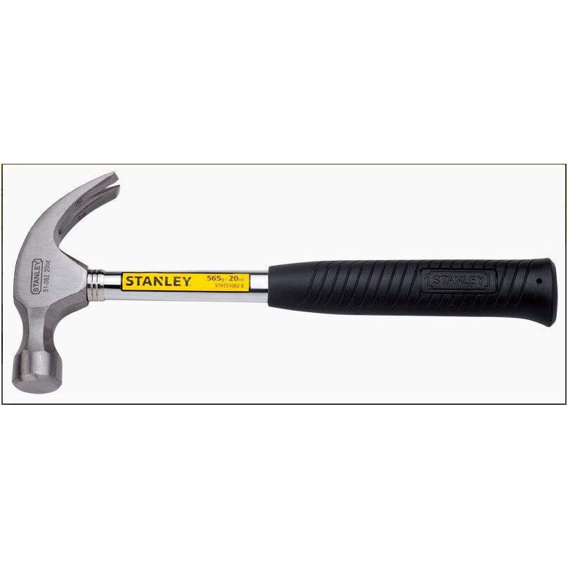 Stanley Hammer Claw Steel Tube 565G