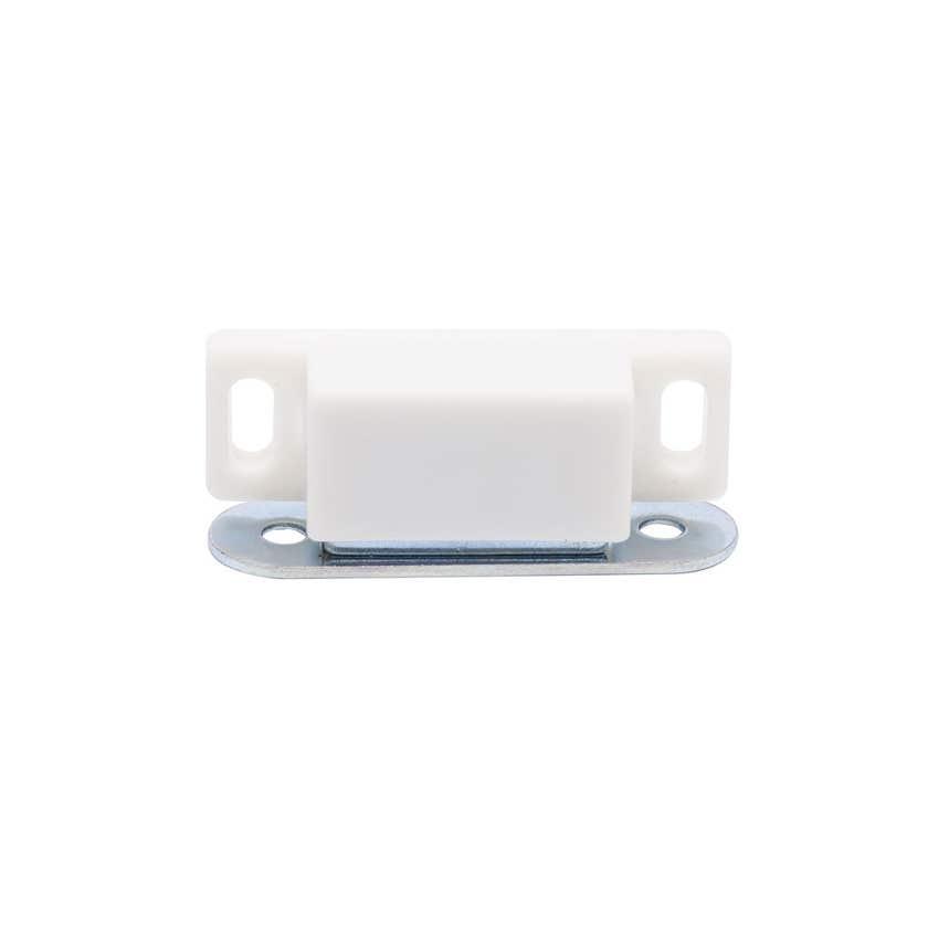 Prestige Magnetic Catch Heavy Duty White 4kg - 2 Pack