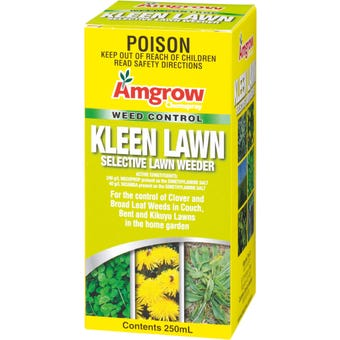 Amgrow Kleen Lawn Selective Lawn Weeder 250ml