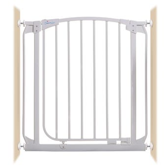 Dreambaby Chelsea Auto-Close Security Gate White
