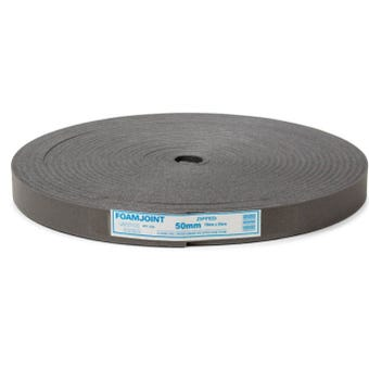 Foamjoint Polyethylene Foam Expansion Jointing 50mm x 10mm x 25m