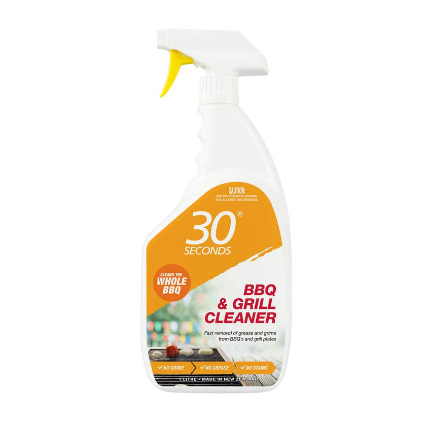 30 Seconds BBQ & Grill Cleaner Spray 1L