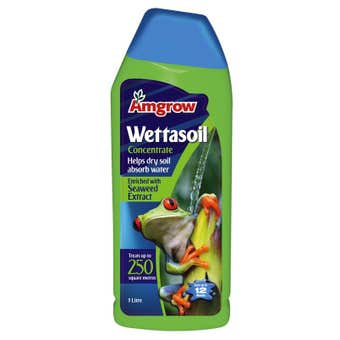 Amgrow Wettasoil Concentrate Conditioner 1L