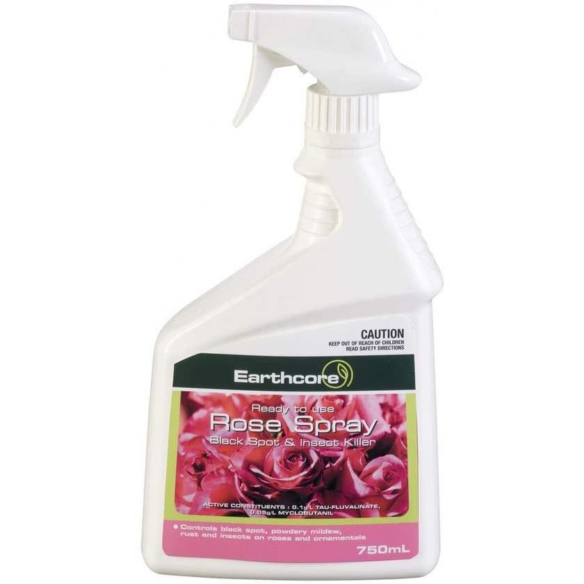 Earthcore Rose Spray 750ml