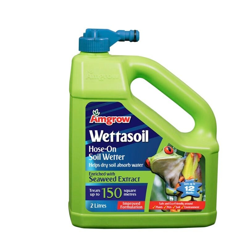 Amgrow Wettasoil Hose On Soil Wetter 2L